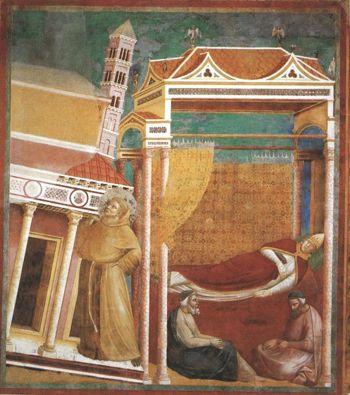 De droom van Innocentius