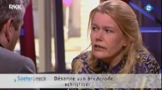 Désanne van Brederode in Soeterbeeck