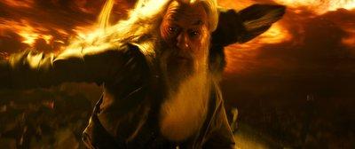Michael Gambon als Dumbledore