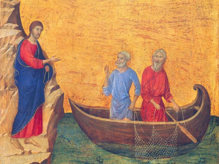 Lof van de vissers
