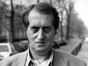 Gerrit Komrij in 1994, foto: Anna Ietswaart