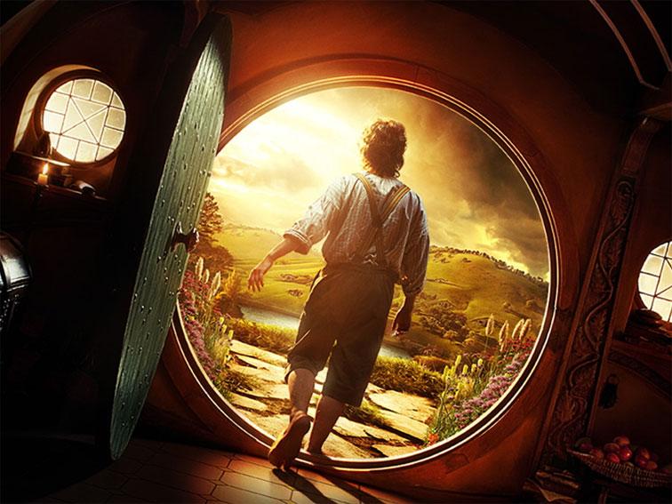 De naadloze Hobbit