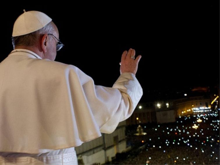 Wat gestamel over de nieuwe paus