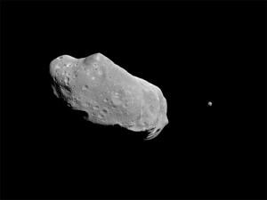 Asteroïde 5155NB534OL. Foto: NASA APPEL