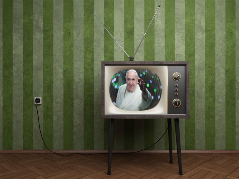 Paus franciscus anton de wit - De rechterhoek tv ...