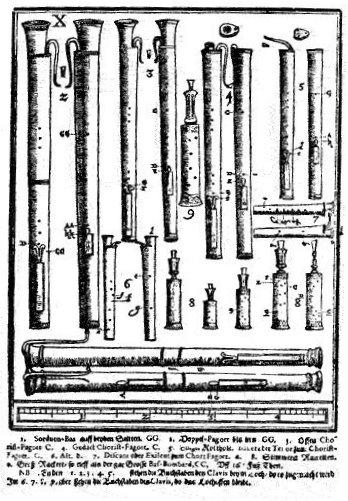 Een tekening van Heckel, door archeologen gevonden op de bodem van het IJsselmeer.