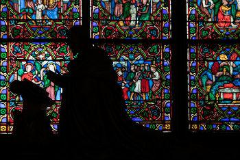 In de Notre Dame van Parijs. Foto: Federico Moroni/Flickr.com (creative commons)