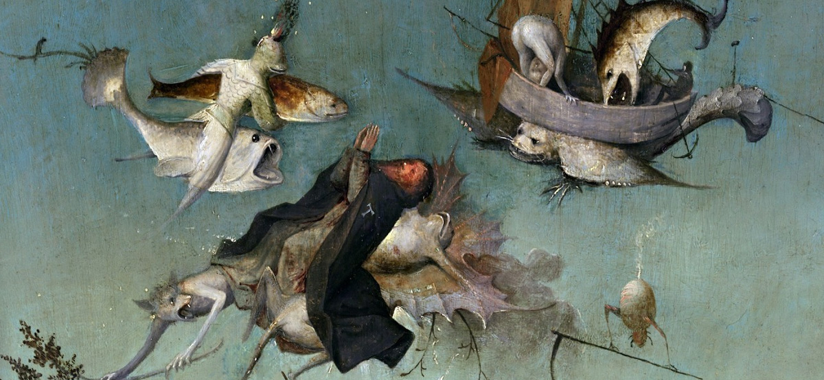 Jheronimus Bosch: geraakt door God, niet door de duivel