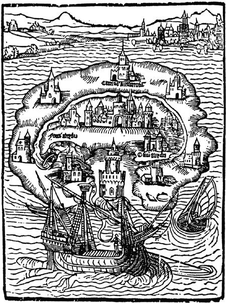 Het eiland Utopia