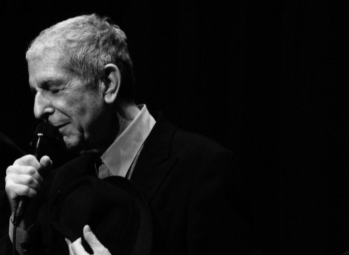 Leonard Cohen - Foto: Rama/Wikimedia Commons (cc)