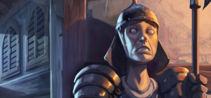 Nieuw sprookje: Angust en Glomerum