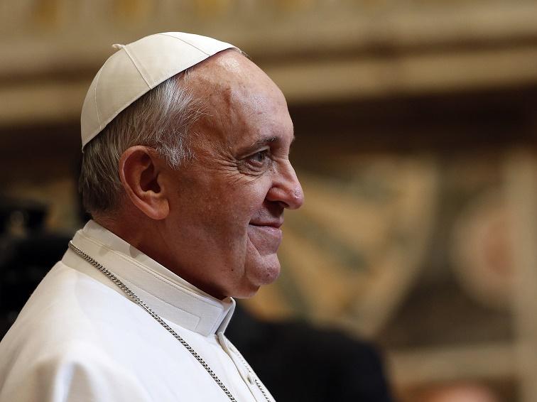 Een (on)af boek over de paus
